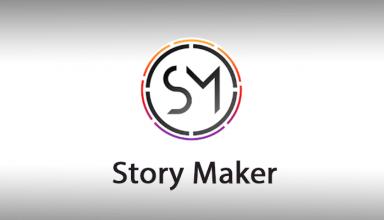 دانلود Story Maker آموزش استوری اینستاگرام با استوری میکر