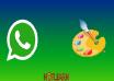آموزش تغییر پس زمینه گفتوگو ها در واتساپ