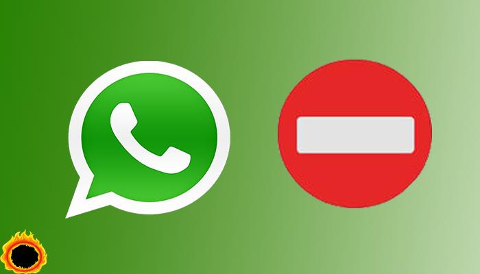 آموزش آگاهی از بلاک شدن توسط افراد در واتساپ