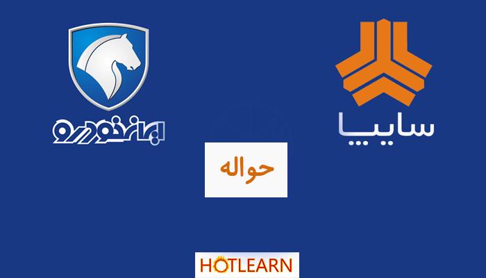نحوه و فرم فروش امتیاز برنده شدن قرعه کشی ایرانخودرو و سایپا و حواله